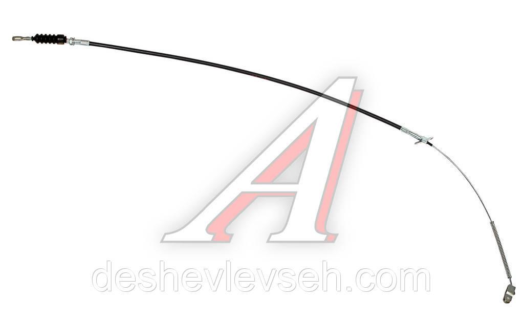 Трос стояночного тормоза ГАЗ-3110 (л+п), 3110-3508180 (АВТОПАРТНЕР)