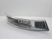 Фонарь указателя поворота передний правый (белый) Рено Трафик - DEPO 551-1608R-UE-C