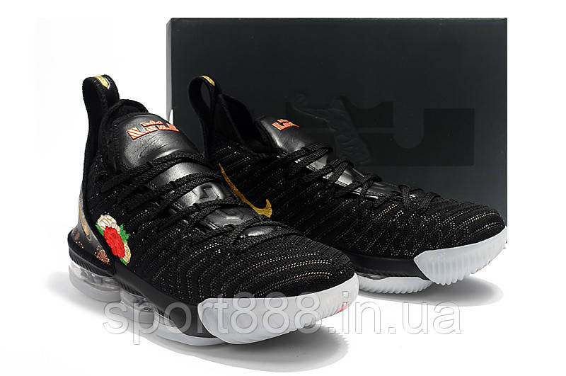 d6a31a51 Nike LeBron XVI Леброн 16 Женские Кроссовки — в Категории