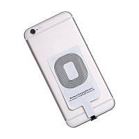 Qi-приемник для беспроводной зарядки,MicroUSB,USB-lightning (для iPhone)