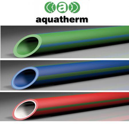 Трубы и фитинги Aquatherm (Германия)