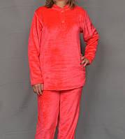 Махровая пижама женская (велсофт) теплая кофта с брюками Украина 0a3b307d35be5
