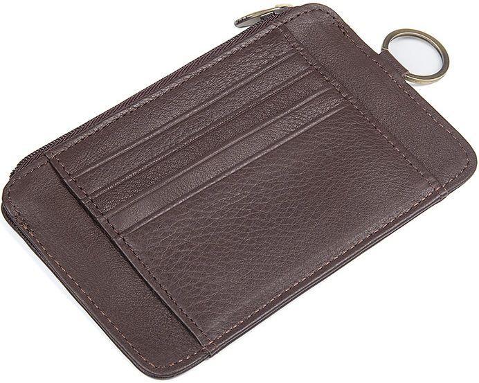 Ключница Vintage 14474 коричневая