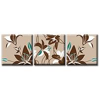 Модульная Картина Glozis Lily D-046 50 х 50 см х 3 Картины