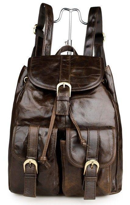 d20140921817 Рюкзак Vintage 14234 коричневый — только качественная продукция от ...