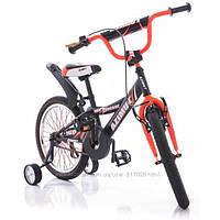"Детский велосипед Azimut Crosser 18"", фото 1"