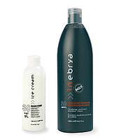Парфумована окислювальна емульсія Inebrya 30 VOL -9% 1000ml, для волосся