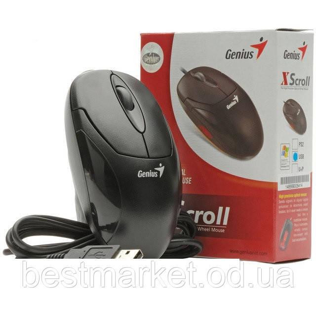 Мышь Genius X-Scroll USB