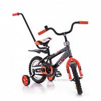 "Детский велосипед AZIMUT Stitch premium 14"""