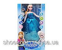 Кукла принцесса Эльза, Анна Frozen Холодное сердце на радиоуправлении, кружится, свет, звук, фото 1