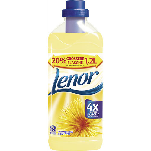 Ополаскиватель Lenor Summer Breeze 28 стирок 2 л
