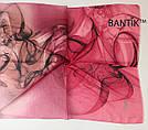 """Турецкий шарфик из хлопка """"Стелла"""" (розовый), фото 3"""