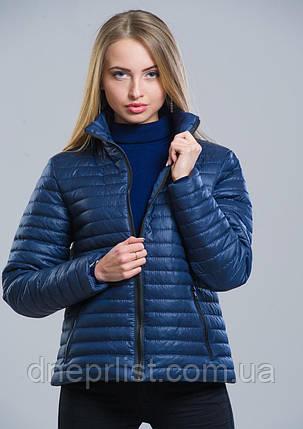 Куртка женская №5 (синий), фото 2