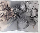 """Турецкий шарфик из хлопка """"Стелла"""" (серый), фото 2"""