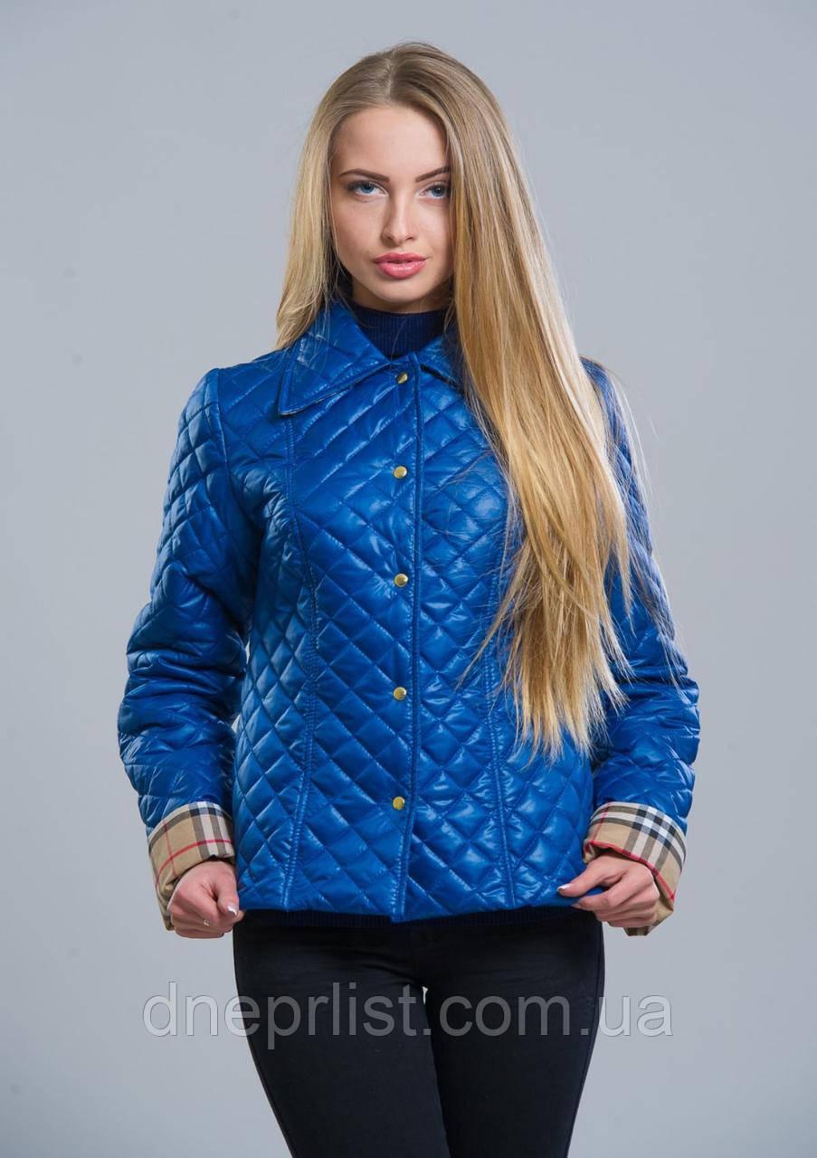 Куртка женская №9 (василёк)