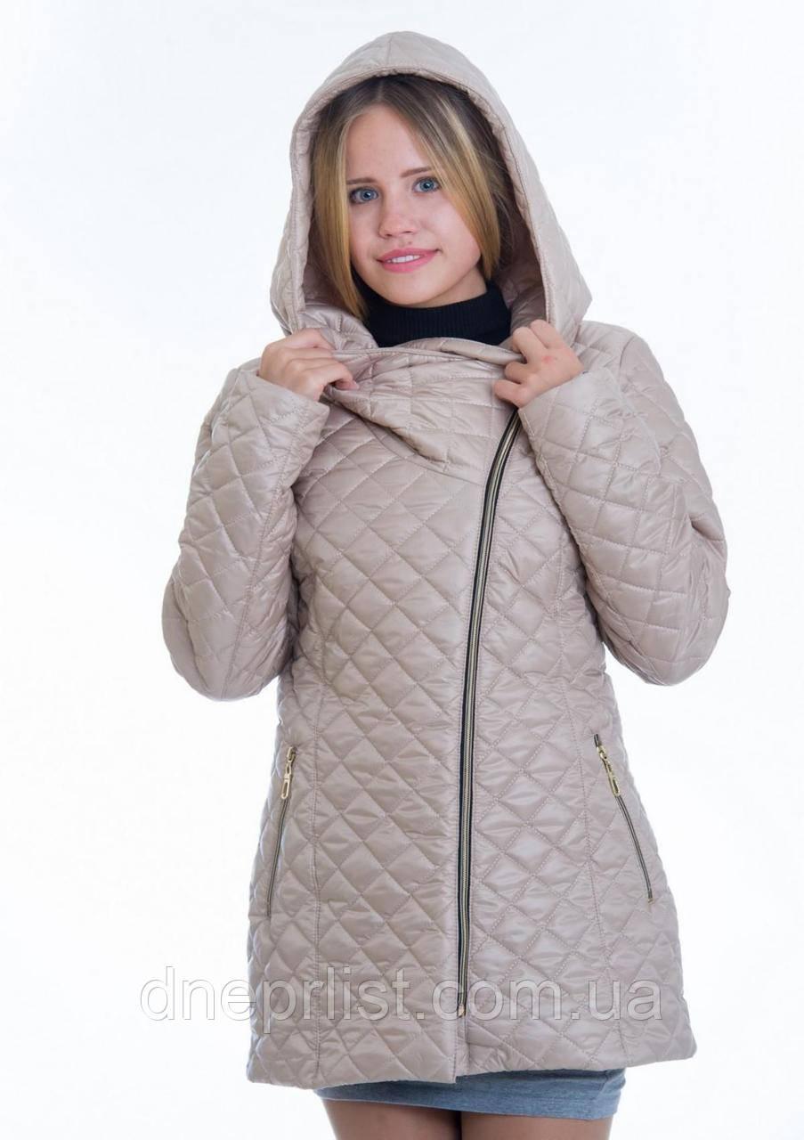 Куртка женская №14 (бежевый)
