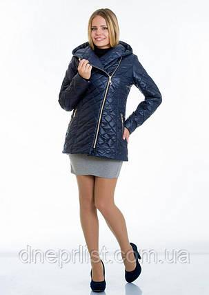 Куртка женская №14 (синий), фото 2