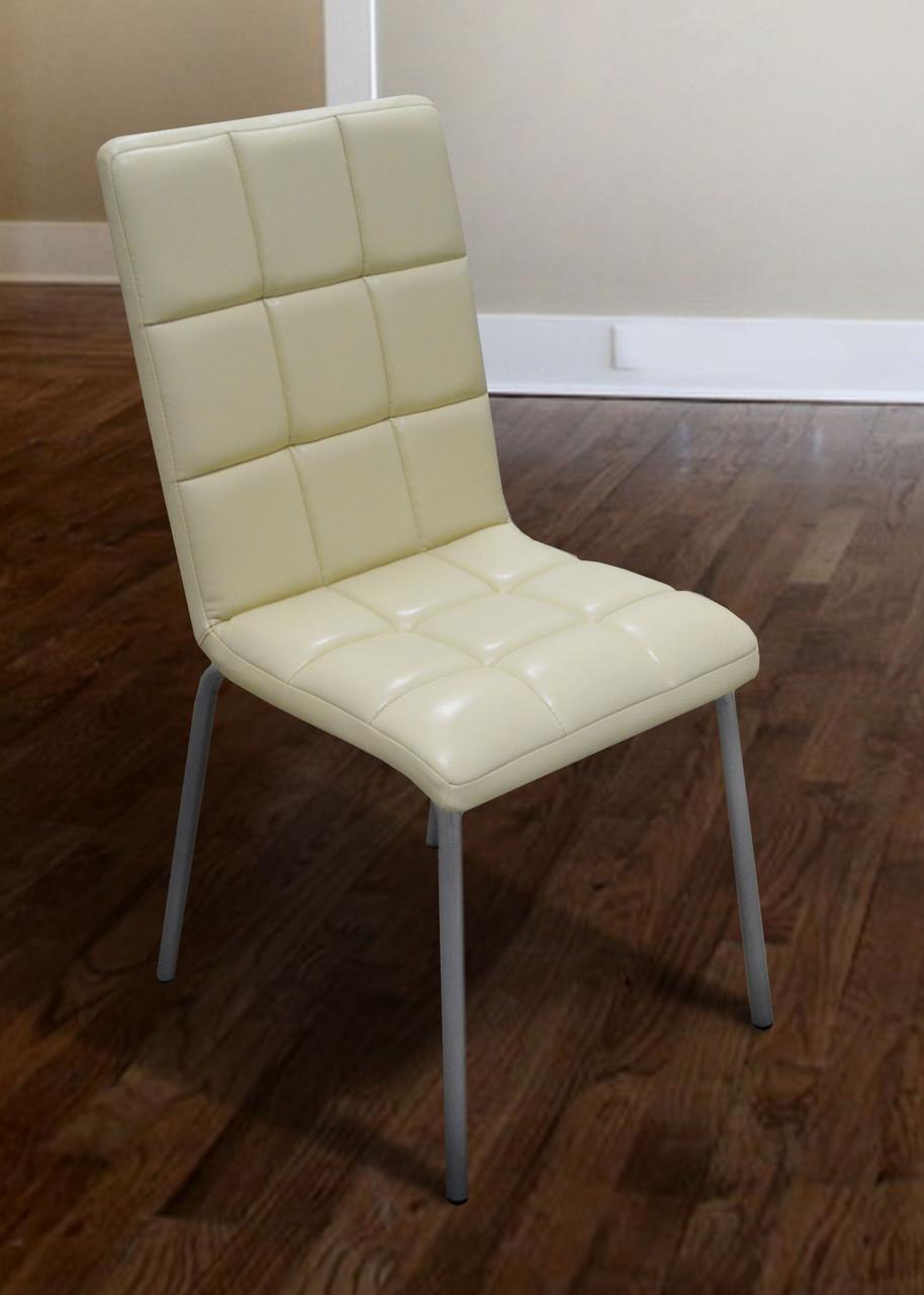 Аманда стул мягкий Микс-Укр 520х430х870 мм кожзам