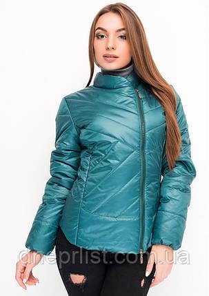Куртка женская №18 (зелёный), фото 2