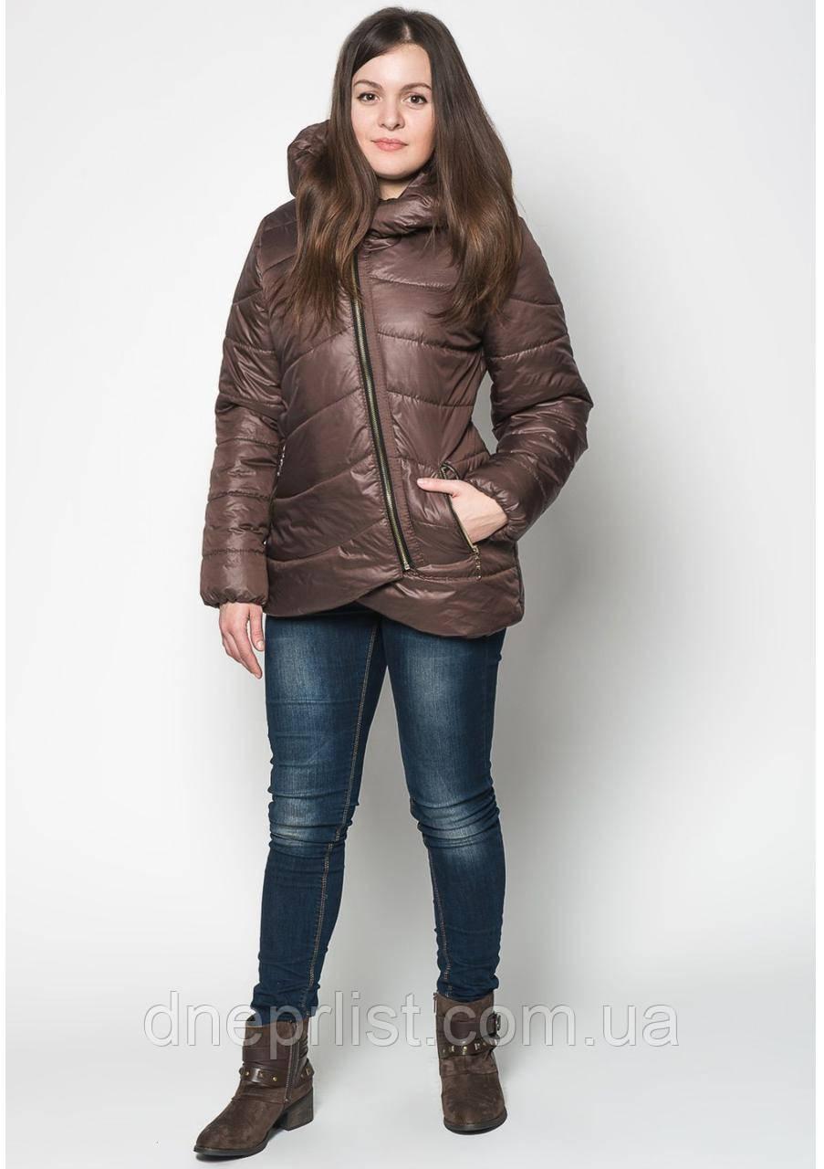 Куртка женская №20 (шоколад)