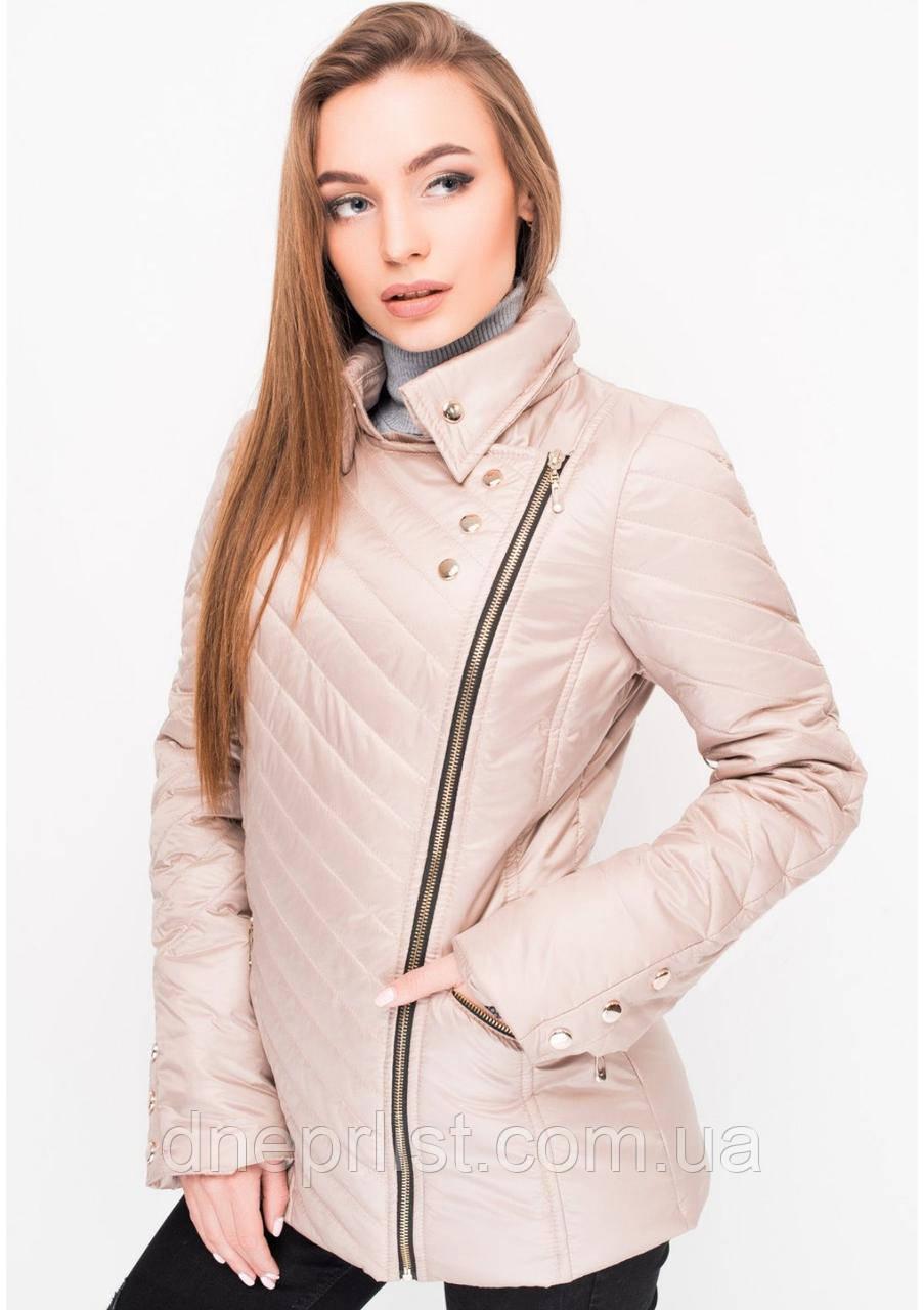 Куртка женская №21 (бежевый)