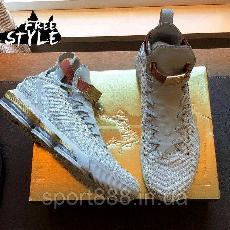 45b0c16e The HFR x Nike LeBron 16