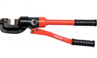 Ручной гидравлический резак для кабеля 4-16 мм YATO YT-22871