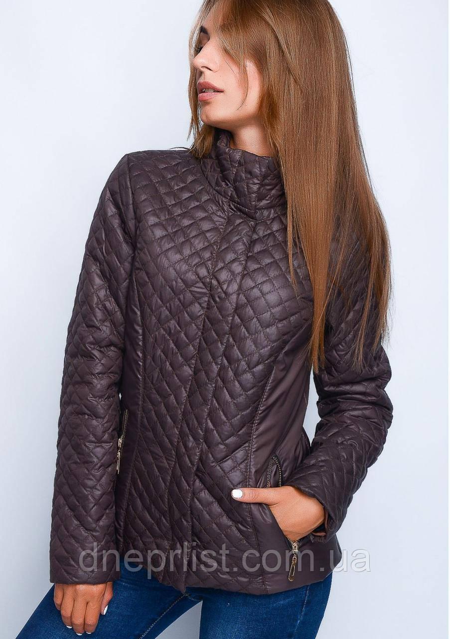 Куртка женская №31 (шоколад)