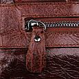 Сумка мужская Vintage 14453 коричневая, фото 8
