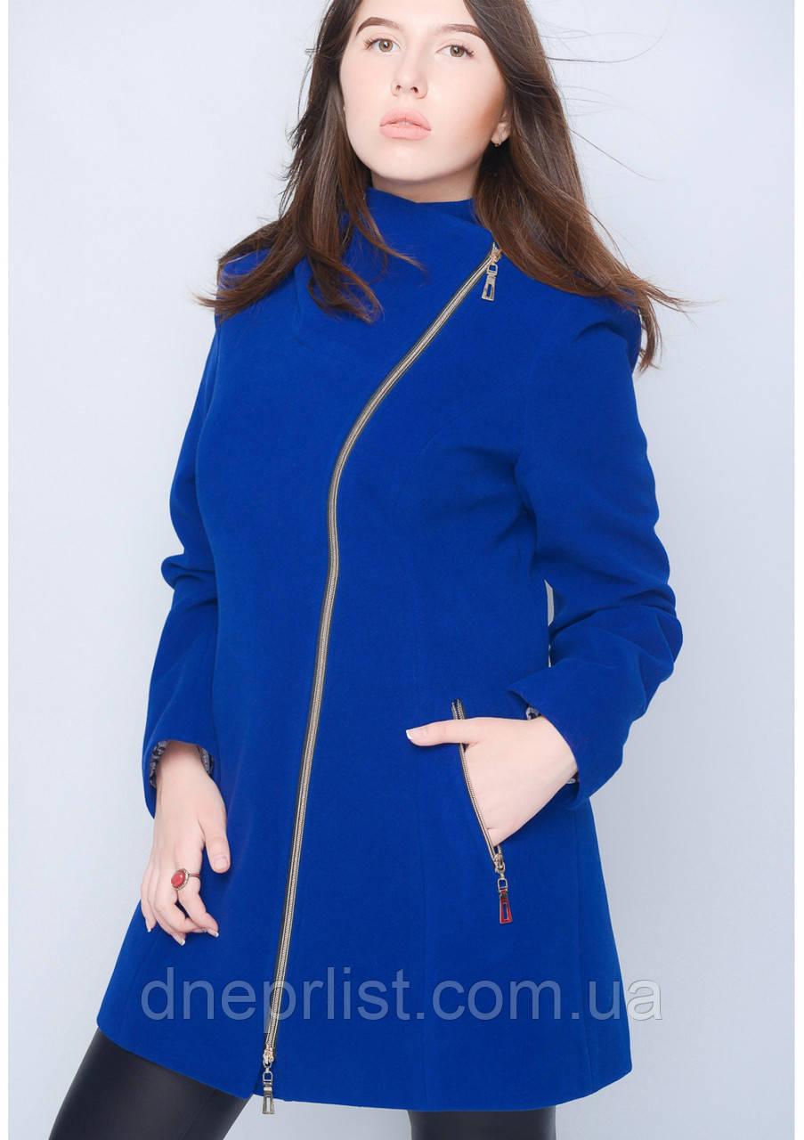 Пальто женское №46/1 (электрик)