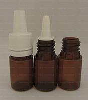 Флакон коричневый 5 мл, (Цена от 1,40 грн)*