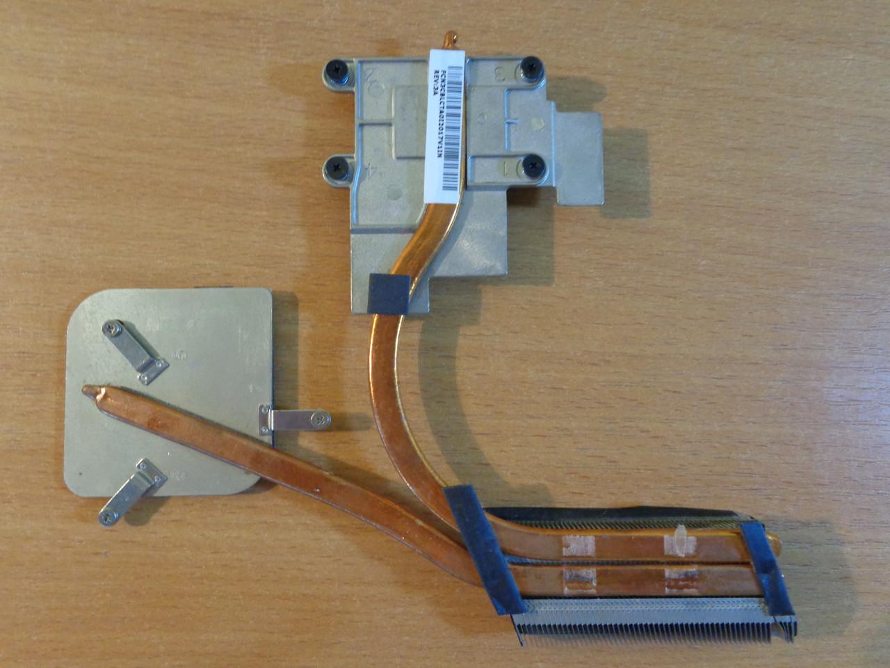 Радиатор Toshiba Satellite L750D-112