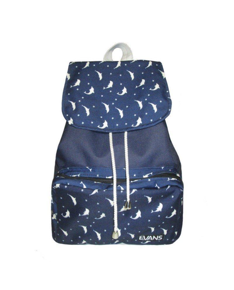 Рюкзак женский Evans Mary Dolphins (рюкзак городской, жіночий рюкзак,