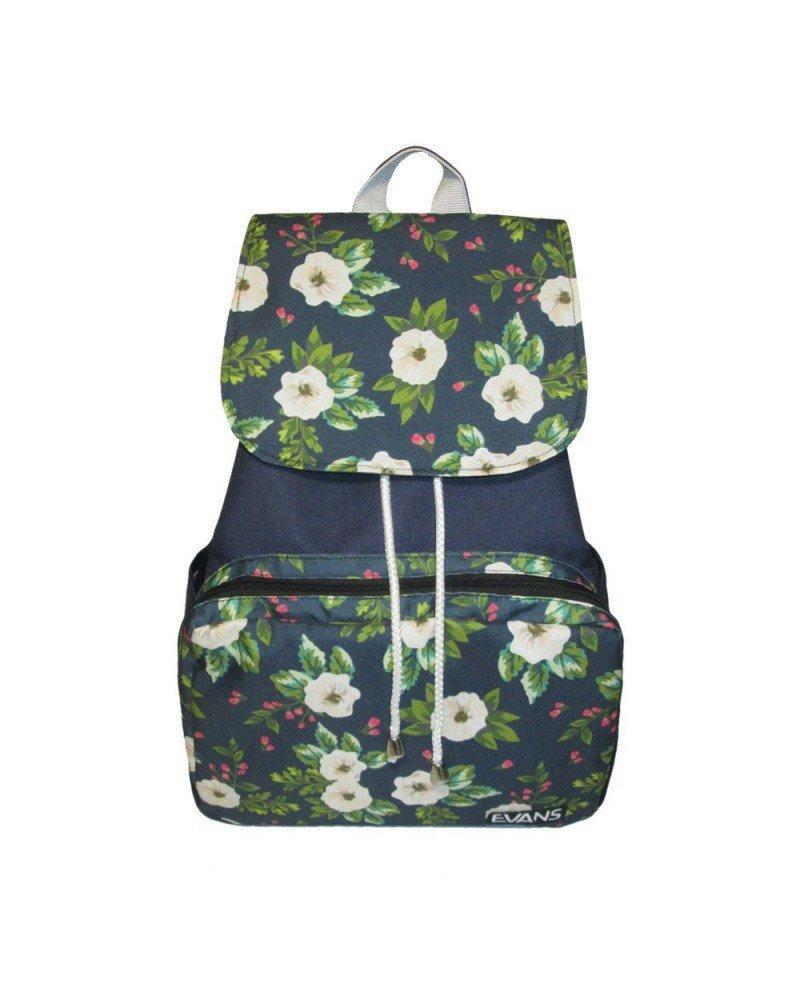 Рюкзак женский Evans Mary Flowers (рюкзак городской, жіночий рюкзак, с