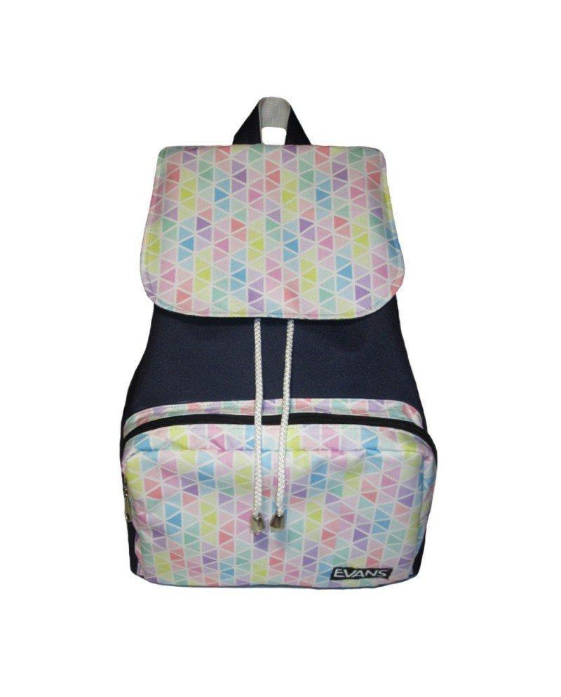 Рюкзак женский Evans Mary Triangles (рюкзак городской, жіночий рюкзак,