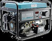 Könner&Söhnen KS 7000E-G - бензиновый генератор