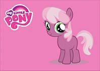 """Магнит сувенирный """"My Little Pony"""" 05"""