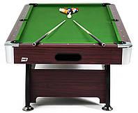 Бильярдный стол 7FT Cherry/Green