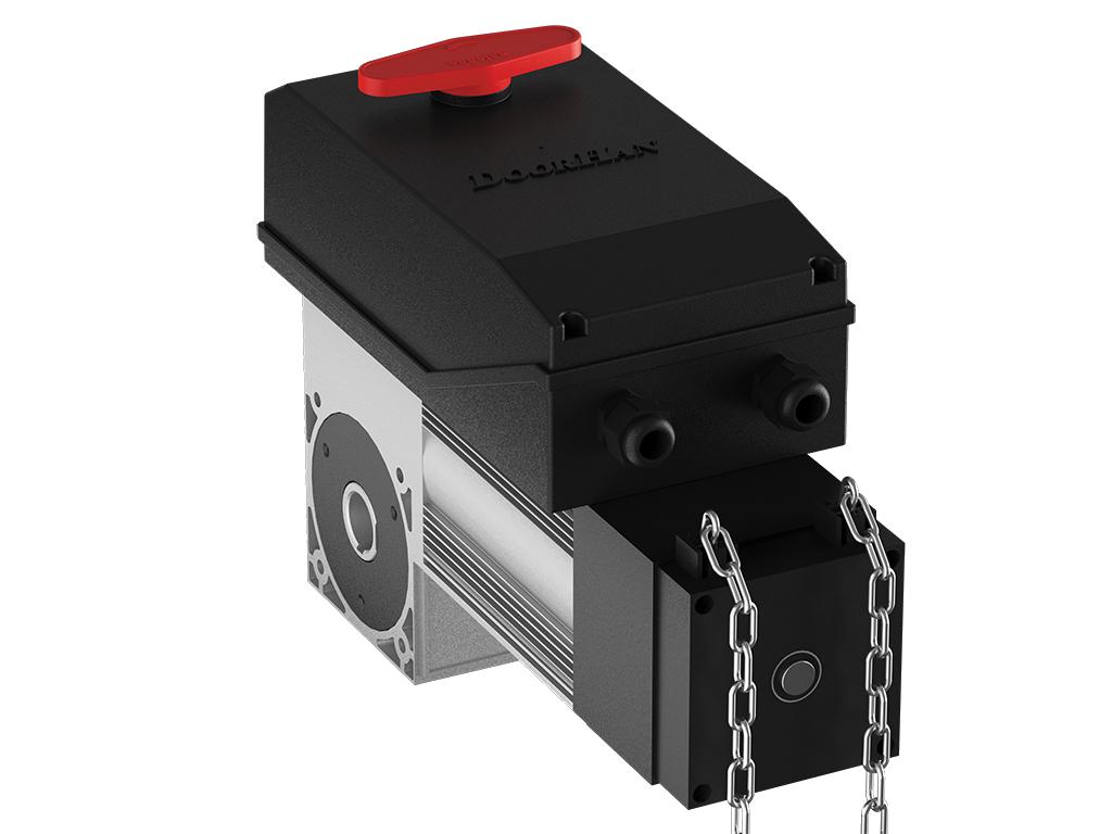 Автоматика для промышленных ворот DoorHan SHAFT 30 IP65KIT S=18кв.м.