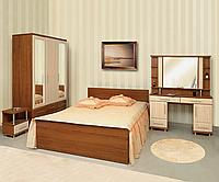 """Модульная спальня """"Дебют"""" комплект"""