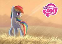 """Магнит сувенирный """"My Little Pony"""" 09"""