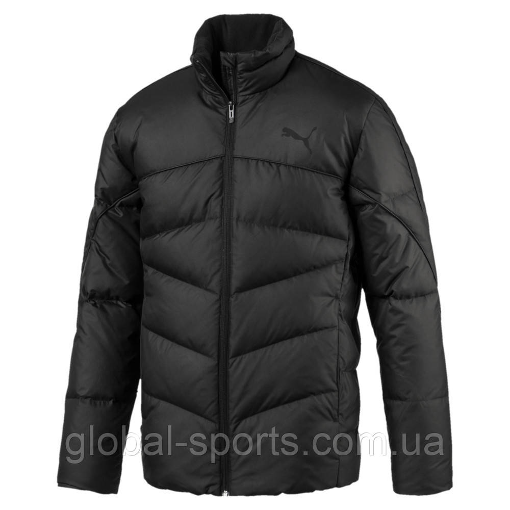 b9fb4a276e33 Мужской пуховик Puma ESSENTIALS 400 DOWN JACKET (Артикул  59235901) -  Global Sport в
