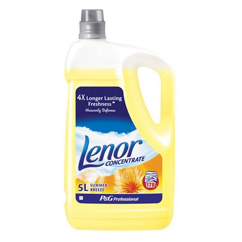 Ополаскиватель Lenor professional summer breeze 178 стирок 5 л