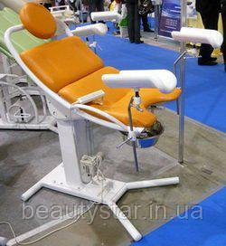 Кресло гинекологическое КС-5РЭ(электрическая регулировка высоты)