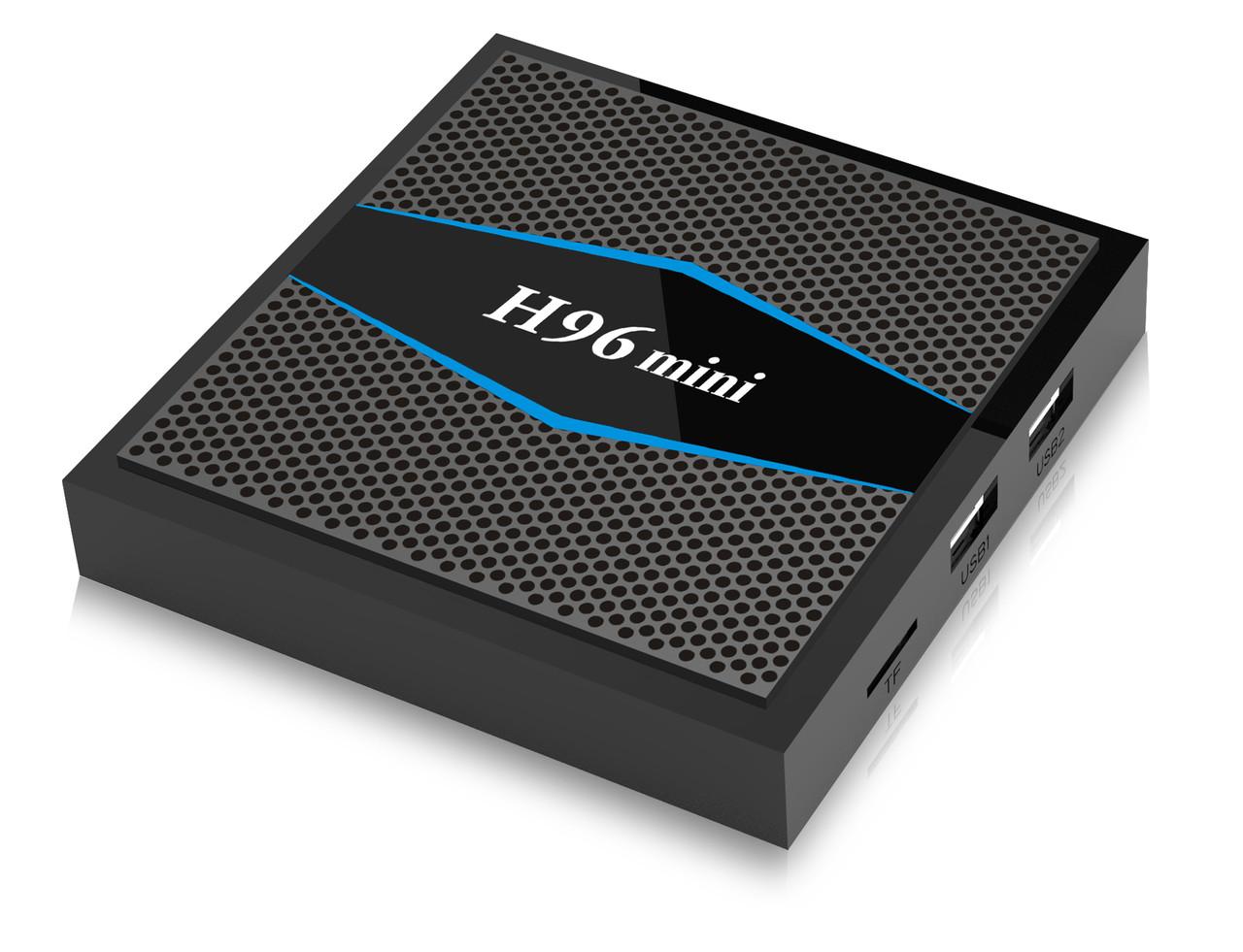 Смарт тв приставка H96 Mini 2G + 16G