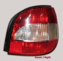 Ліхтар задній Рено Сценік правий 7700428055 б/у