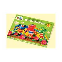 Пластилін ГАММА Малюки 8 кольорів