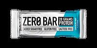 Протеиновые батончики Biotech Zero Bar 50 г , фото 1