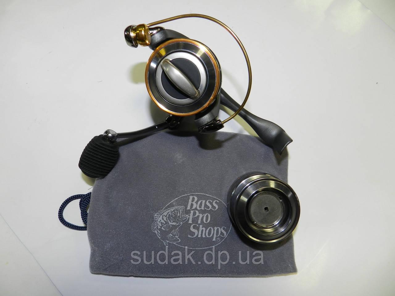 Катушка Bass Pro Shops Johnny Morris Signature Series  JM40H