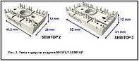 MOSFET модули серии SEMITOP